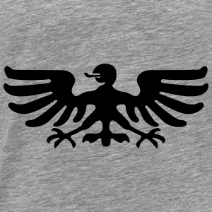 Eagle Bird Coat Of Arms Animal Hoodies & Sweatshirts - Men's Premium T-Shirt