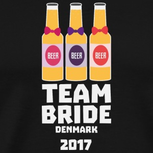 Team Bride Denmark 2017 Sni44 Hoodies & Sweatshirts - Men's Premium T-Shirt