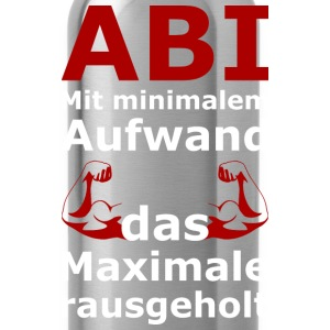 ABI - maximale rausgeholt T-Shirts - Trinkflasche