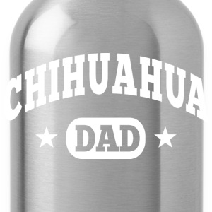 Chihuahua Dad T-Shirts - Trinkflasche
