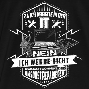 IT - Männer Premium T-Shirt