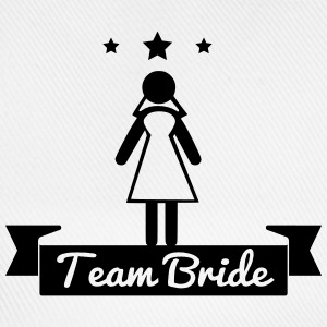 Team bride ,Hen, Night, Team, Bride, bachelorette - Baseball Cap