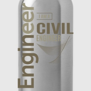 Civil Engineer - Water Bottle
