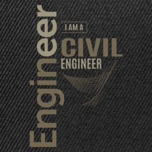 Civil Engineer - Snapback Cap