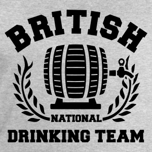 BRITISH DRINKING TEAM T-Shirts - Men's Sweatshirt by Stanley & Stella