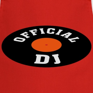 Vinyl DJ  * Disc jockey Discjockey Deejay T-Shirts - Cooking Apron