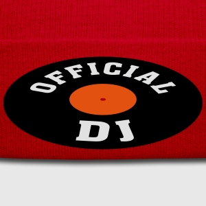 Vinyl DJ  * Disc jockey Discjockey Deejay T-Shirts - Winter Hat