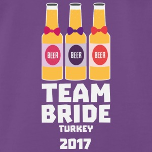Team Bride Turkey 2017 S0xgu Tops - Men's Premium T-Shirt
