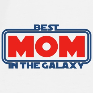 Best Mom in the Galaxy Tassen & Zubehör - Männer Premium T-Shirt