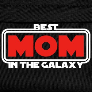Best Mom in the Galaxy (dark) T-Shirts - Kids' Backpack