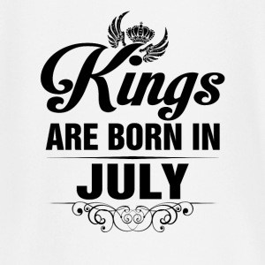 Kings Are Born In July Tshirt Shirts - Baby Long Sleeve T-Shirt