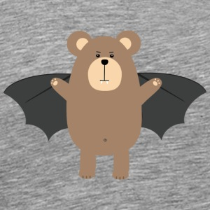 Vampire Grizzly Bear Se206 Long Sleeve Shirts - Men's Premium T-Shirt