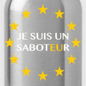Saboteur - Water Bottle