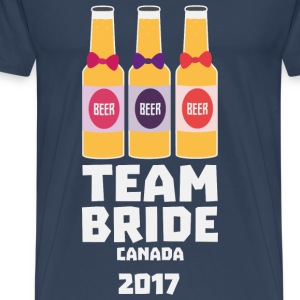 Team Bride Canada 2017 Sskm4 Other - Men's Premium T-Shirt
