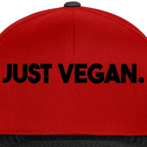 VGN - Just Vegan. - Snapback Cap