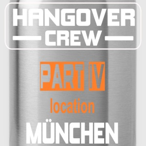Hangover München T-Shirts - Trinkflasche