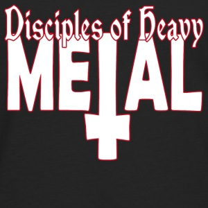 Disciple of Metal  - Men's Premium Longsleeve Shirt