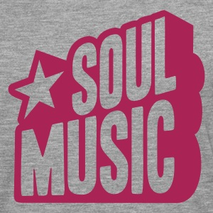 SOUL MUSIC STAR  T-Shirts - Men's Premium Longsleeve Shirt