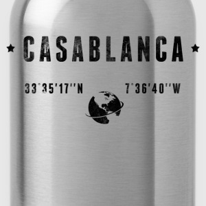 Casablanca T-Shirts - Water Bottle