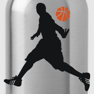 BASKET BALL MOVE Shirts - Water Bottle