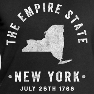 New York, the Empire state T-Shirts - Men's Sweatshirt by Stanley & Stella