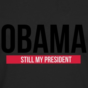 Obama still  My President  T-Shirts - Men's Premium Longsleeve Shirt