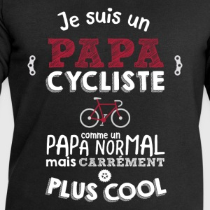 Je suis un papa cycliste Tee shirts - Sweat-shirt Homme Stanley & Stella
