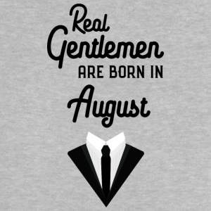 Real Gentlemen are born in August Se652 Shirts - Baby T-Shirt