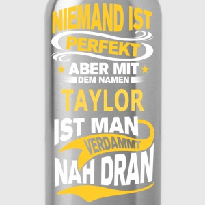 TAYLOR T-Shirts - Trinkflasche
