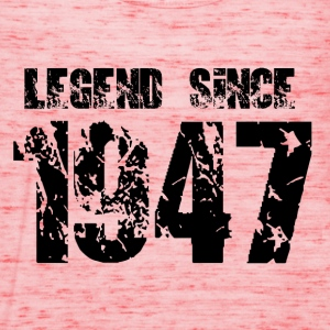 Legend since 1947 T-Shirts - Frauen Tank Top von Bella