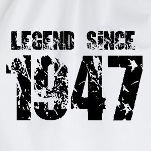 Legend since 1947 T-Shirts - Turnbeutel