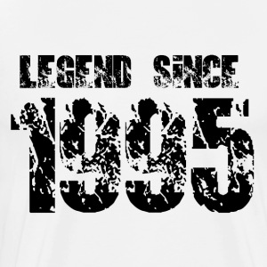 Legend since 1995 Pullover & Hoodies - Männer Premium T-Shirt