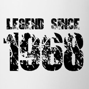 Legend since 1968 T-Shirts - Tasse