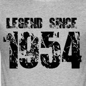 Legend since 1954 Pullover & Hoodies - Männer Slim Fit T-Shirt
