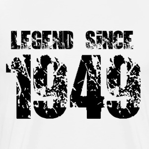 Legend since 1949 Pullover & Hoodies - Männer Premium T-Shirt
