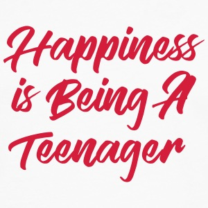 Happiness is being a Teenager T-Shirts - Men's Premium Longsleeve Shirt