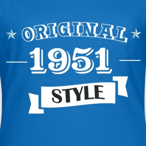 Original 1951 Style Pullover & Hoodies - Frauen T-Shirt