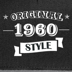 Original pull Style 1960 & Hoodies - Casquette snapback