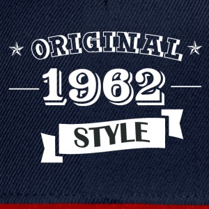 Original style 1962 T-Shirts - Casquette snapback
