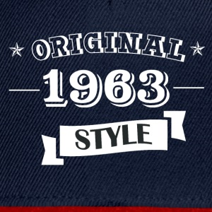 Original style 1963 T-Shirts - Casquette snapback