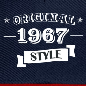 Original style 1967 tops - Casquette snapback