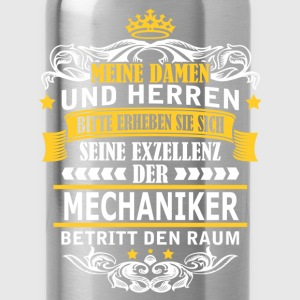 MECHANIKER T-Shirts - Trinkflasche