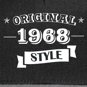 Original pull style 1968 & hoodies - Casquette snapback