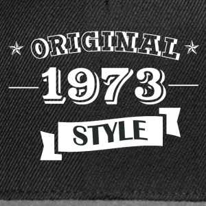 Original pull style 1973 & hoodies - Casquette snapback