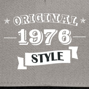 Original style 1976 T-Shirts - Casquette snapback