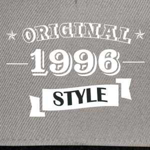 Original style 1996 T-Shirts - Casquette snapback