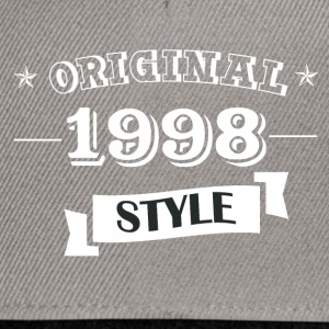 Original style 1998 T-Shirts - Casquette snapback