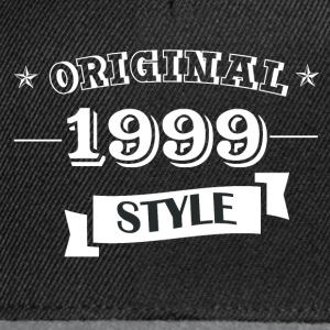 Original pull style 1999 & hoodies - Casquette snapback