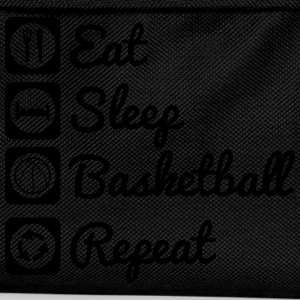 Eat,sleep,basketball,repeat,Basketballer - Kids' Backpack