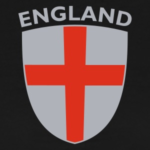ENGLAND SHIELD Hoodies & Sweatshirts - Men's Premium T-Shirt